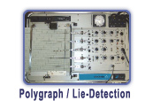 Polygraphs - Lie Detection Testing