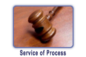 Process Service throughout the Los Angeles California Area